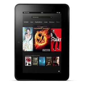 Test Kindle Fire HD