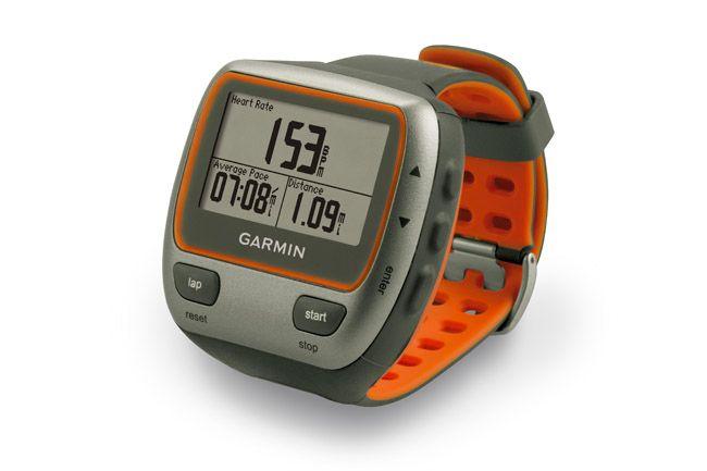 Montre GPS Garmin Forerunner 310 XT face gauche