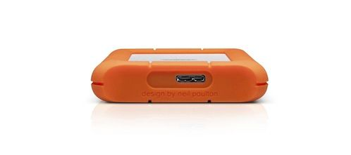 Design & connectivité lacie rugged mini