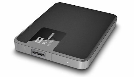 Western Digital My Passport Ultra pour Mac 1 To