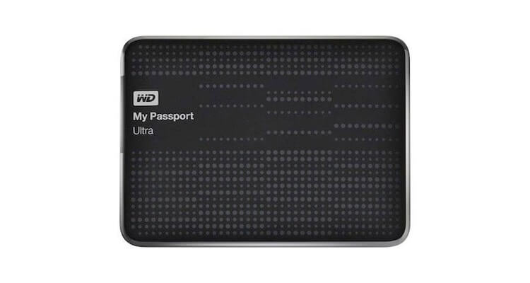 "Western Digital My Passport Ultra 2,5"" USB 3.0"