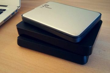 Meilleurs disques durs externes portables (2,5 pouces)