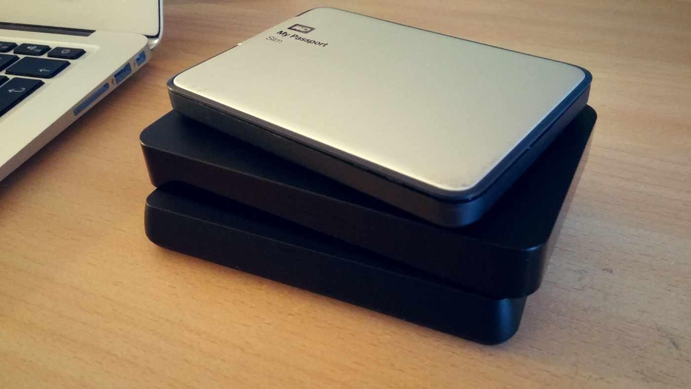 Meilleur disque dur externe comparatif 2018