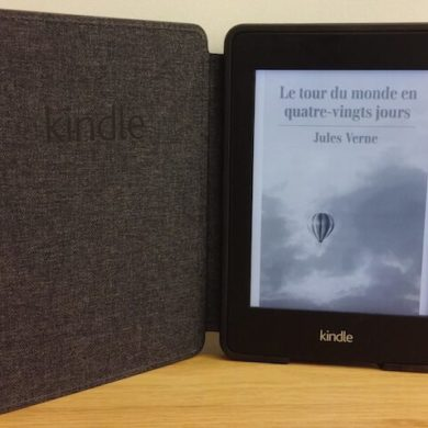 Test Kindle Paperwhite 2013
