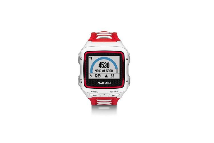 Garmin Forerunner 920 XT - modèle blanc et rouge
