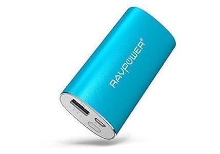 RAVPower 6700 mAh Batterie Externe Compacte