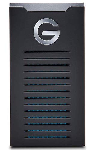 G-Technology G-Drive Mobile SSD Externe
