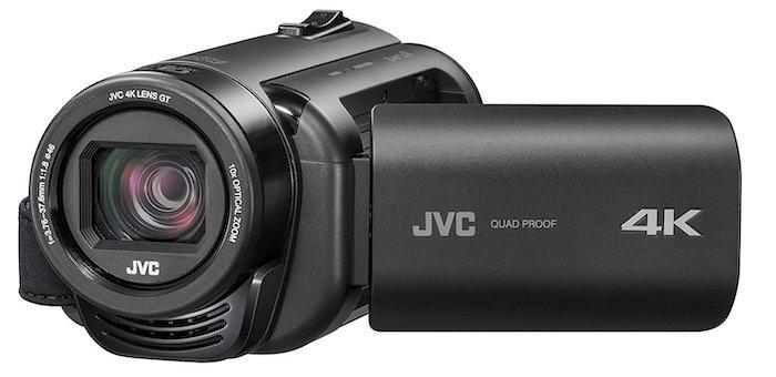 JVC Everio GZ-RY980HEU Caméscope 4K