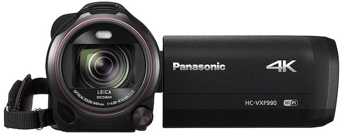 Panasonic HC-VXF990 Caméscope 4K